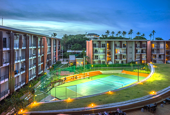 1 and 2 bedroom apartments and studios for sale in Koh Samui