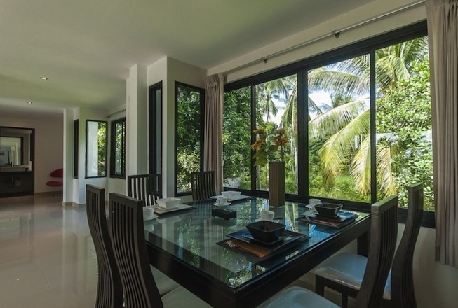 Modern family villa for sale