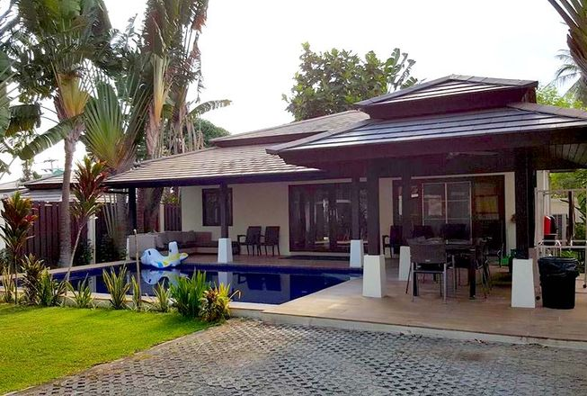 2 Bedrooms Villa for Sale on Koh Samui (Bang Rak)