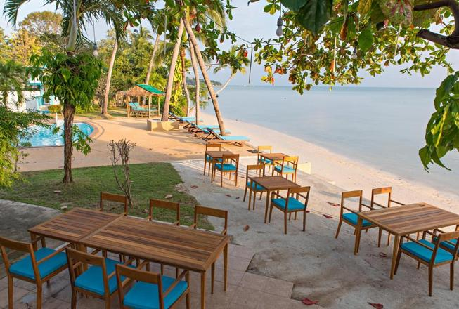 Beachfront resort for sale in Koh Samui