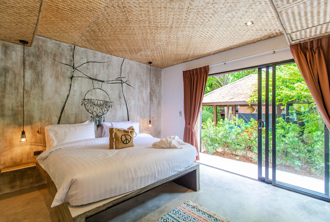 Boutique-hotel for sale on Koh Samui